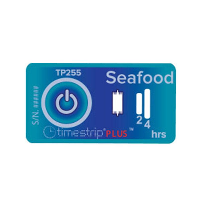 Timestrip Seafood 3 Deg, 100 Pack