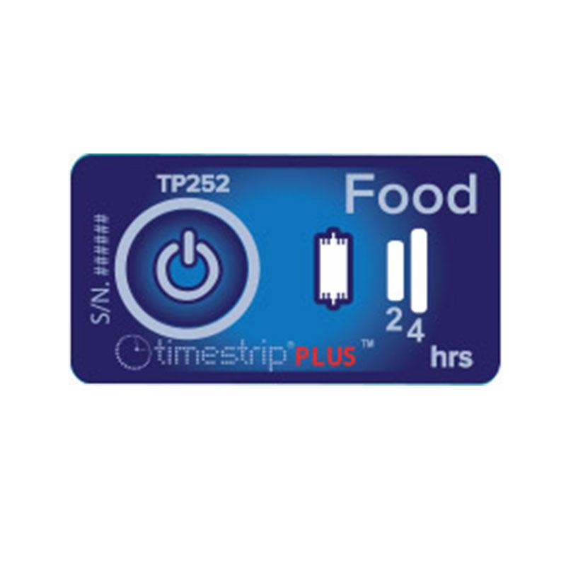 Timestrip Food 5 Deg, 100 Pack