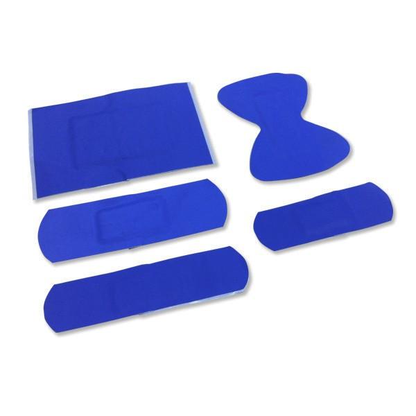 Detectable Plaster Pack, 5 Styles