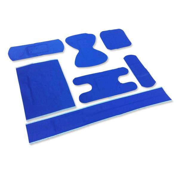 Detectable Plaster Pack, 7 Styles