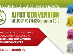 AIFST Convention September 2018