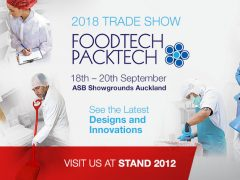 Foodtech Packtech Expo September 2018