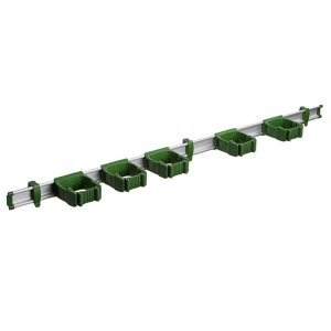 Toolflex One 94cm Rail With 5 X Tool Holders