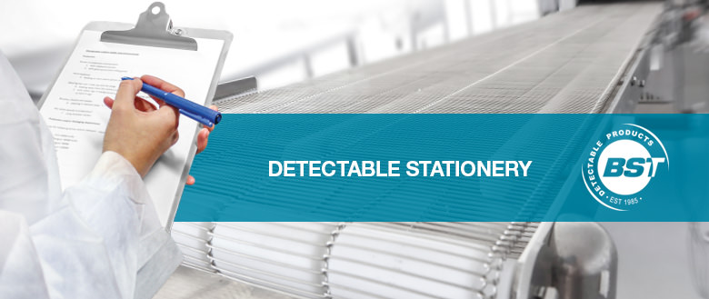 Detectable Stationery