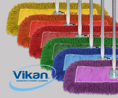 Vikan Heavy Duty Dust Mop