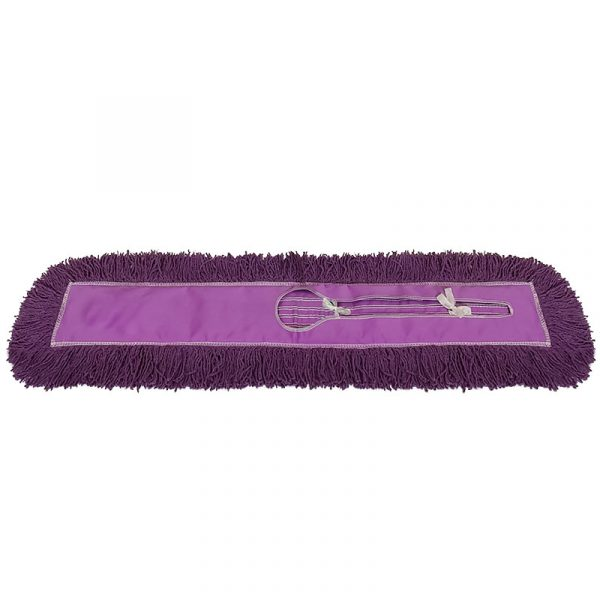 Replacement 900mm Mop Head - Purple