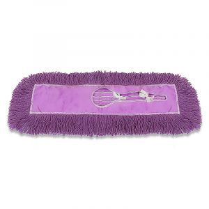 Heavy Duty Flat Dust Mop 600mm Replacement Head