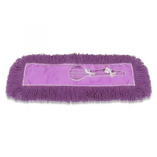 Replacement 600mm mop head - purple