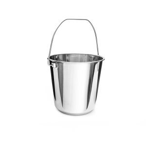 Stainless Steel Buckets 12L