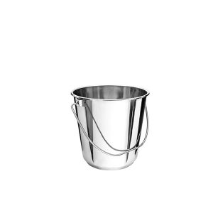 Stainless Steel Bucket 9 Litre