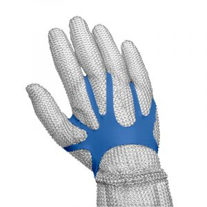 Mesh Glove Tensioners In Use