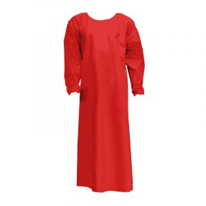 TPU Gown Red
