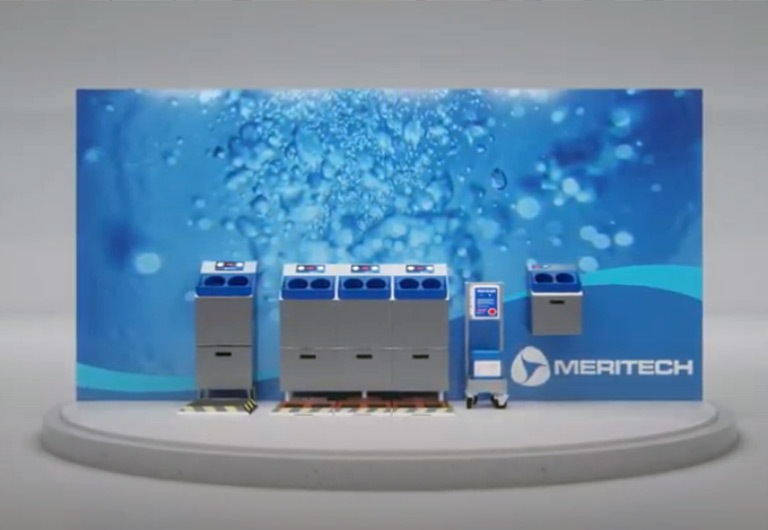 CleanTech® Fully Automated Handwashing Stations