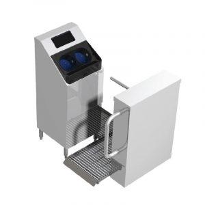 Meritech CleanTech 2000CA Automated Handwashing Station