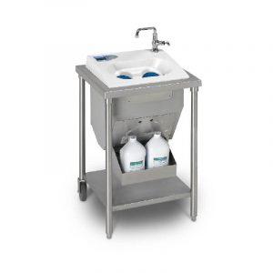 Meritech CleanTech 400 Automated Handwashing Station