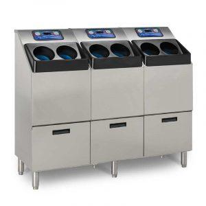 Meritech CleanTech 4000S Automated Handwashing Station