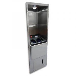 Meritech CleanTech 500IW Automated Handwashing Station