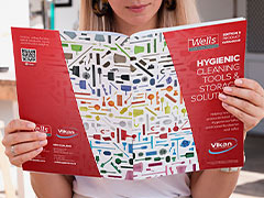 New Catalogue Out Now – Hygiene Cleaning Tools & Storage Solutions