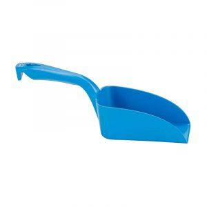 Vikan Hand Scoop, Metal Detectable, 0.5 Litre Blue 28/56693